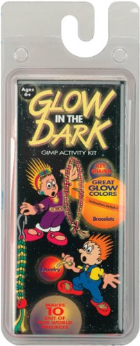 Pepperell Lacing Activity Pack, Glow in The Dark
