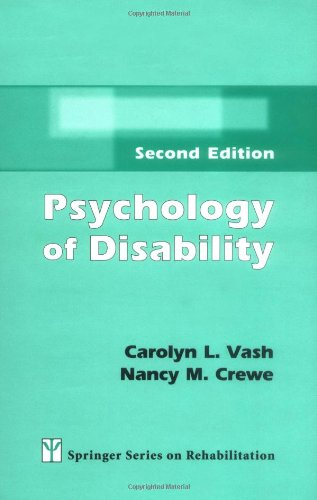 Psychology of Disability: Second Edition (Springer Series...