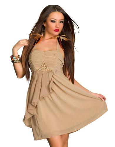 tdc-vestido-cuello-halter-para-mujer-beige-beige-36-38