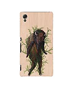 Aart Designer Luxurious Back Covers for Sony Z4 by Aart Store.