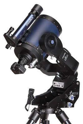 Meade 14In Lx600-Acf Advanced Coma-Free Telescope F/8 W/ Starlock And X-Wedge 1408-70-02