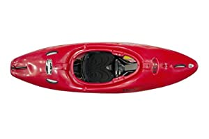 Thunder 65 Riot Kayaks Whitewater River Running Red 7ft Kayak