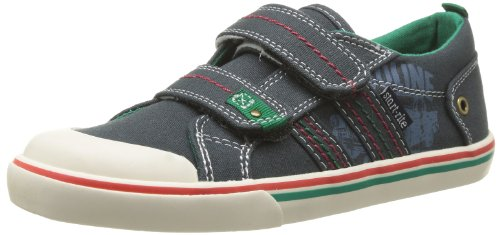 Start Rite  Gasoline,  Sneaker Bambino, blu (Bleu (Navy Canvas)), 30 EU