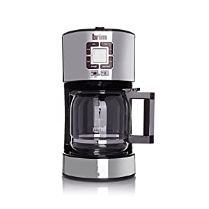 Brim Size-Wise 12-Cup Programmable Coffee Station from Brim