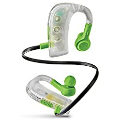 BlueAnt Pump 2 - Wireless HD Sportbuds - Retail Packaging - Green Ice