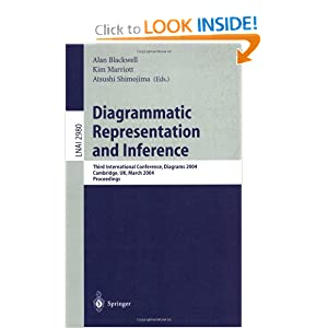 Diagrammatic Representation and Inference Alan Blackwell, Atsushi Shimojima, Kim Marriott