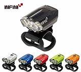 インフィニ(INFINI) ラヴァ I-260W ヘッドライト レッド LPF10603