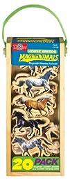 T.S. Shure Horse Breeds Magnanimals