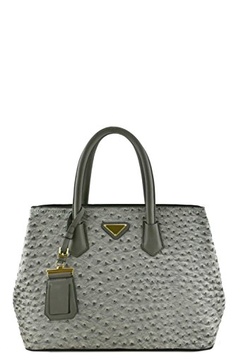 womens-designer-faux-leather-ostrich-top-handle-bag-va2012-grey