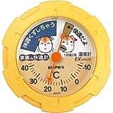 EMPEX(エンペックス) 家族de快適計 ハムスター専用温度計 CM-6454