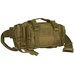 Fox Outdoor Products Modular Deployment Bag, Coyote