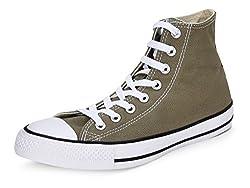 Converse Unisex Beige Canvas Sneakers - 5 UK