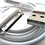 6FT USB Data Sync Cable Apple iPhone 4 3GS iPod iPad