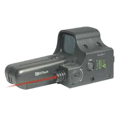 Eotech Eolad-1V Hololgraphic Sight With Red Laser