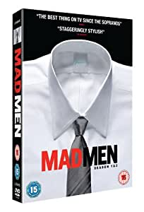 Mad Men - Season 1 + 2 [UK Import]