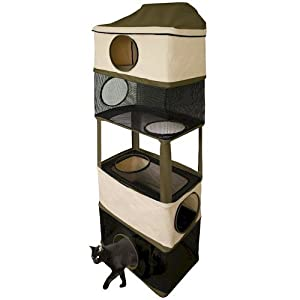 Ware Cat Tower Hideout from Ware Manufacturing Inc.