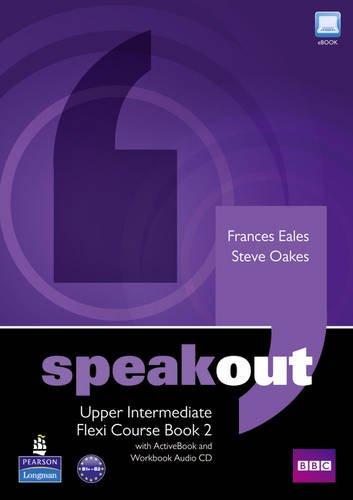 Speakout. Upper intermediate flexi. Student's book. Con espansione online. Per le Scuole superiori: 2