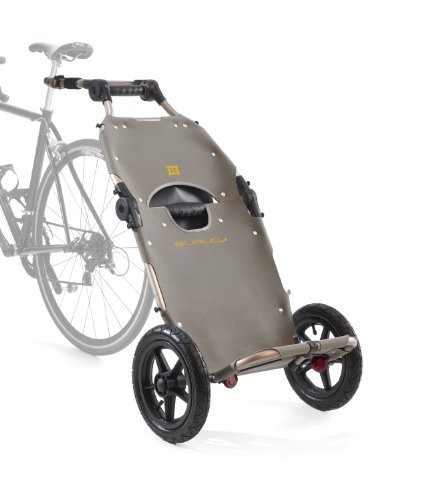 Burley Travoy Bike Commuter Trailer