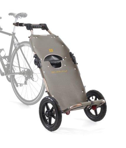 Burley Travoy Bike Commuter Trailer