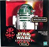 Star Wars Episode 1 R2-A6 with Metalized Dome