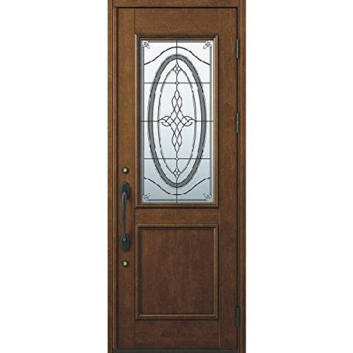YKKAP 玄関ドア プロント[Aタイプ] 片開き ドア高23タイプ:U01型[幅872mm×高2330mm]
