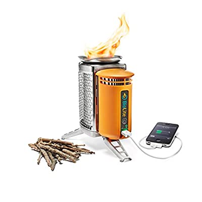 BioLite Wood Burning Campstove from BioLite