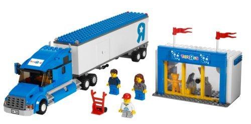 LEGO City Set #7848 Toys R Us Truck (japan import) günstig als Geschenk kaufen