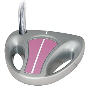 Tour CG 5 Lady's Right Hand Putter with Pink Highlights