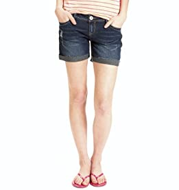 Iona Roll Cuff Shorts