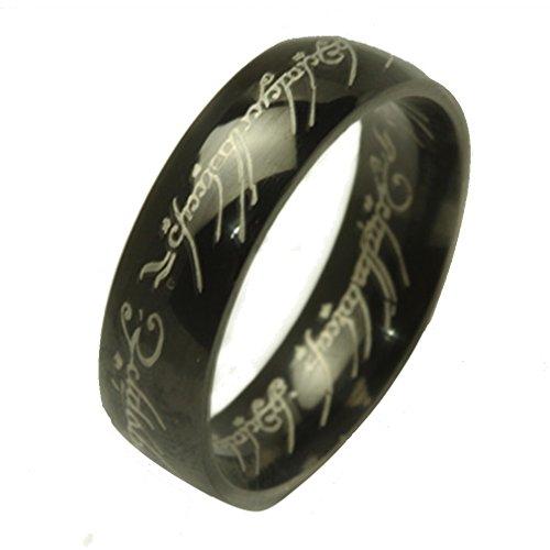 titanio-anello-in-acciaio-inox-nero-argento-ipoallergenico-e-anello-da-uomo-leggero-da-donna-acciaio