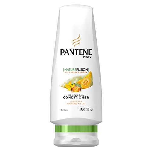 Pantene Pro-V Nature Fusion Moisturizing Conditioner with Melon Essence - Powered by Cassia - 12 oz (Pantene Nature Fusion Conditioner compare prices)