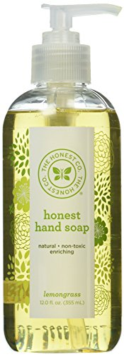 The Honest Company Liquid Hand Soap - Lemongrass - 11.5 oz (Honest Company Soap compare prices)