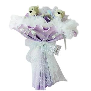 Unique Toy Bouquet Happy Bear's