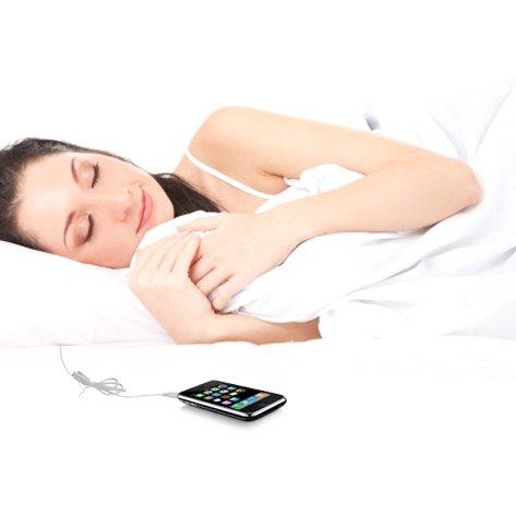 Relaxso Stereo Asleep Pillow Speaker, Micro Fleece Willow