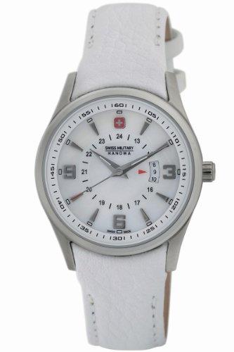 Swiss Military Hanowa Women's 06-6155-04-001 Navalus Classic Leather Watch