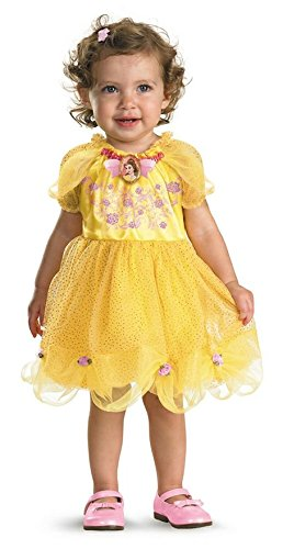 Disguise Baby Girl's Disney Beauty and The Beast Belle Costume