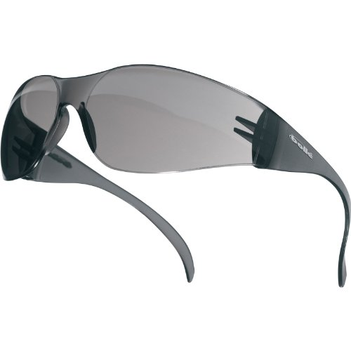 74db2c8387 Precise Engineered Bolle B-Line BL10CF Anti Scratch Mid Smoke Safety Glasses   Pack of