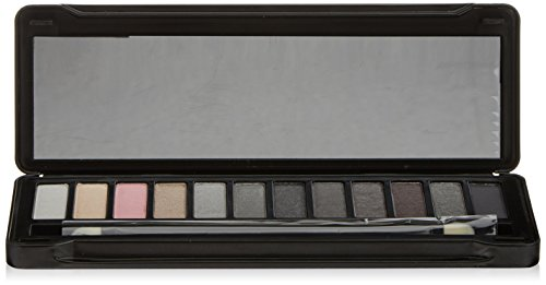 w7, Up in Smoke, Palette con 12 ombretti pigmentati illuminanti