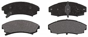 ACDelco 17D353M Disc Brake Pad - Front