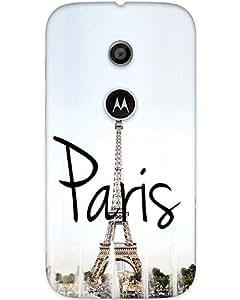 WEB9T9 Motorola Moto E Back Cover Designer Hard Case Printed Cover