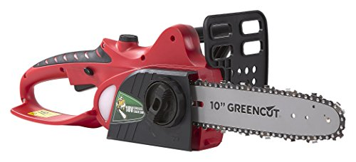Greencut GS18Li-Ion - Motosierra de batería de Li-ion