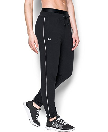 Under Armour Women's Favorite Slim Leg Jogger Pant, Black (001), X-Small