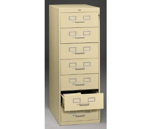Card and Multimedia Storage Cabinet Light Gray
