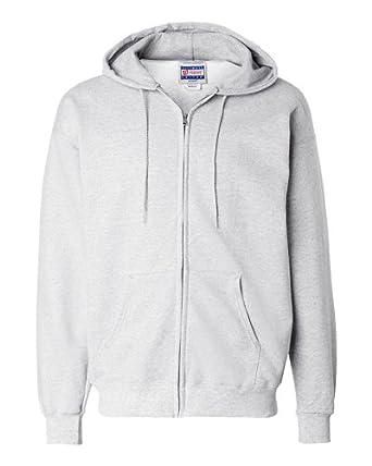 Hanes Ultimate Cotton Full-Zip Fleece Hood 10 oz # F280 by Hanes