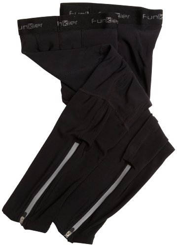 Image of Funkier Bike Men's Microfleece Leg Warmers (LW01-P)