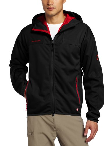 Mammut Ultimate Hoody Men (black-fire, XXL)