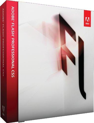 Adobe Flash Pro CS5 Upgrade [Mac] (vf)[OLD VERSION]