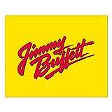 NNTBJ Jimmy Buffett Rectangular Tablecloth
