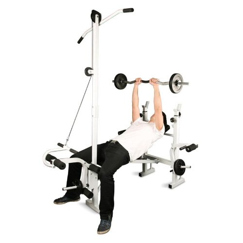 Banc De Musculation Appareil 224 Charge Guid 233 E Occasion