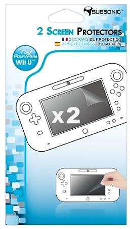Nintendo Wii - Protector De Pantalla (2 Unidades)